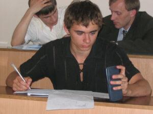 Сопромат-строймех - это легко, с Александром Заболотным- со студентами